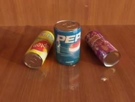 Beverage cans,3D models