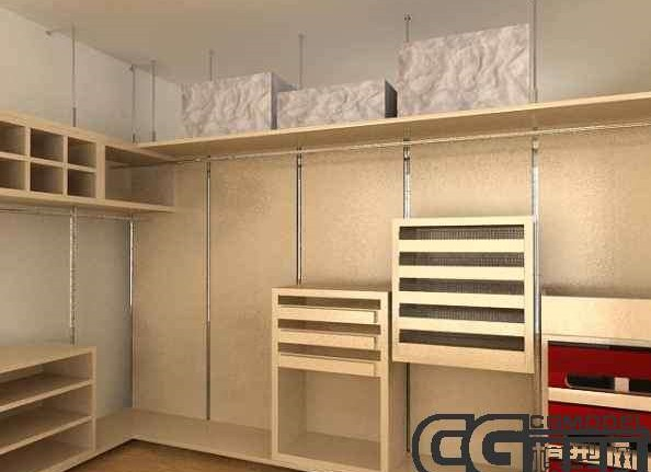 Walk In Closet 3d Model Download Free 3d Models Download