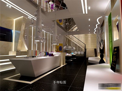 Interior Decorating Stores on Keywords Jewelry Stores  Luxury Shops  Watch Shop 3d Model  Download