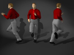 3d Figure Models free downloord