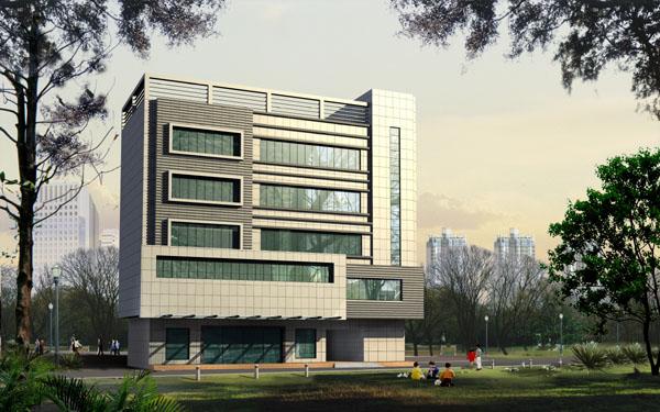 Office Building 3d Model Download Free 3d Models Download