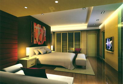 Luxury bedroom ideas natural power generator master for Bedroom design generator