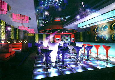 Cabaret Night Club 3D Model Download Free 3D Models Download