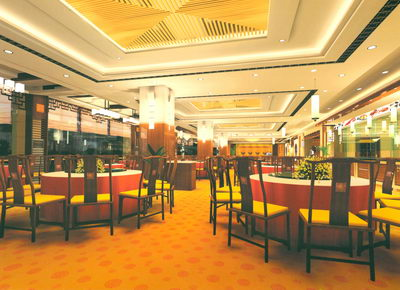 Banquet Hall_Chinese Style