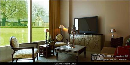 Modern Comfortable Living Room Design 3d Model Downloadfree 3d