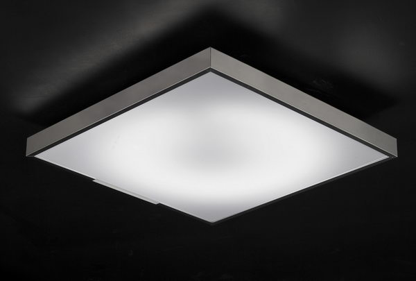 Simple Modern Style Square Ceiling Lamp