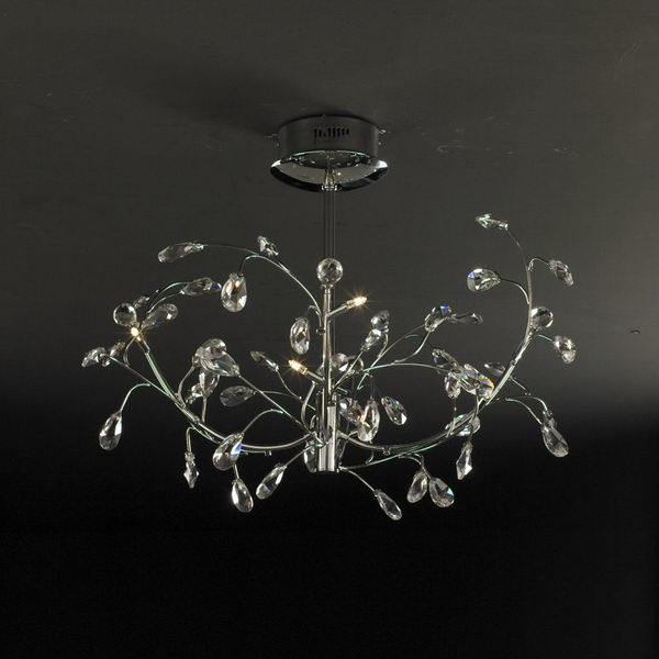 Modern Style LED Chandelier 3D Model Download,Free 3D Models Download