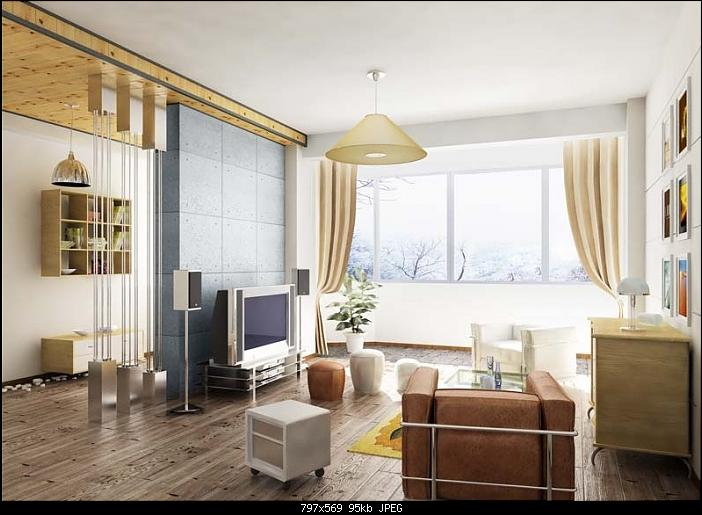 Living rooms models interior design styles for Apartment design models