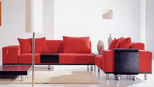 Sofa Combination_ textile cover