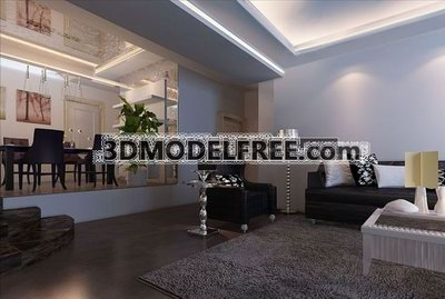 The Living Room 3d Models Free Download Collection Of The Living