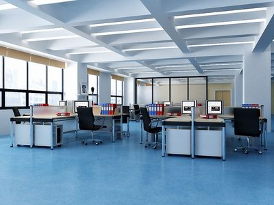 Office Area Design 3d Model Download Free 3d Models Download