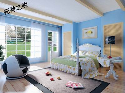 bedroom filled with sunshine 3d model download free 3d models download