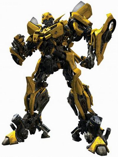 Transformers Character ModelsЈє Bumblebee