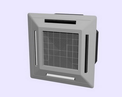 Household Appliances Model: Ceiling Cassette Air Conditioner