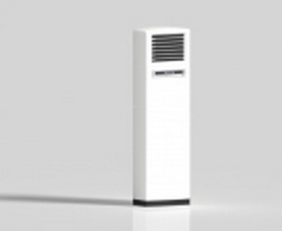 Household Appliance 3DsMax Model: Cabinet-Type Air Conditioner Indoor Unit