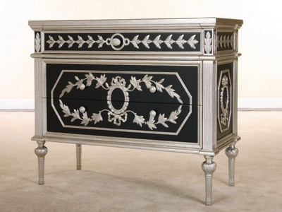 Furniture Model: Victorian Side Cabinet/ Drawer