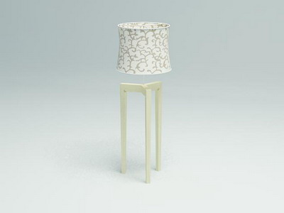 Floor Lamp Model£º Simple Style Wooden Floor Lamp