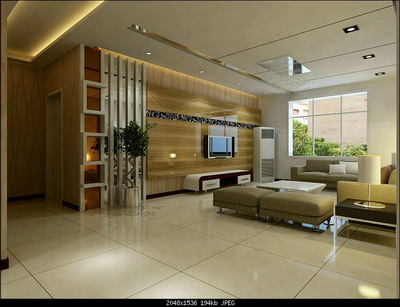 Home Interior Design on Residential Design     Spacious Living Room Design 3ds Max Model Home