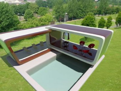 Exterior Design: Swimming Pool and Arbour 3Ds Max Model 3D Model ...