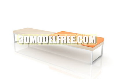 Fashion Simple Furniture 3D Models
