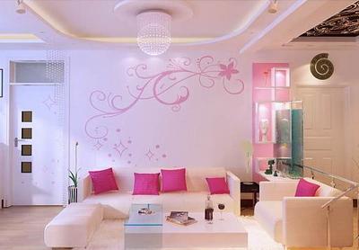 Pink Living Room 3D Model 3D Model Download Free 3D Models