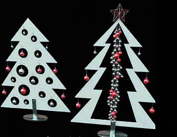Small White Christmas Tree 3d Model Download Free 3d