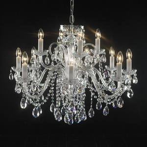 Modern crystal chandelier Model-12 3D Model Download,Free 3D Models ...