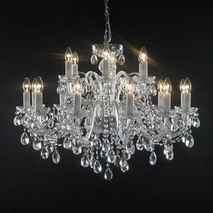 Modern crystal chandelier Model-6 3D Model Download,Free 3D Models ...
