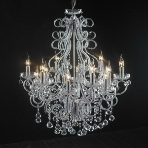 Modern crystal chandelier Model-21 3D Model Download,Free 3D ...