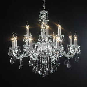 Modern crystal chandelier Model-46-5 3D Model Download,Free 3D ...