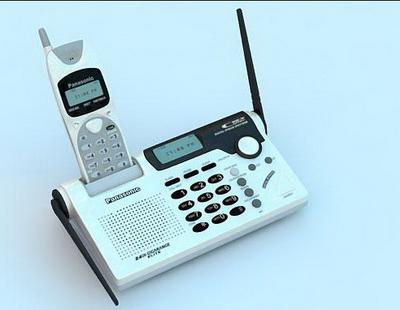 Cordless Phone Model