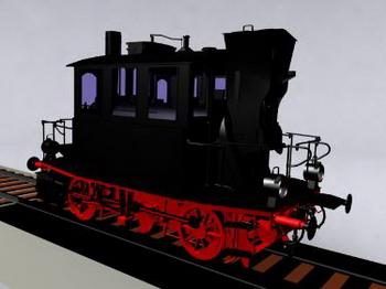 Old engine model