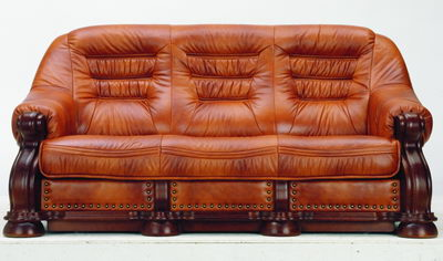 More than the old brown sofa 3D model