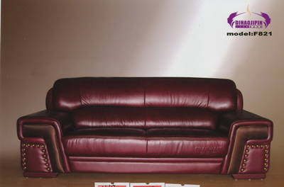 Vintage Dark Red Leather Sofa 3d Model Download Free 3d