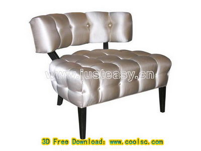Silver fashion sofa