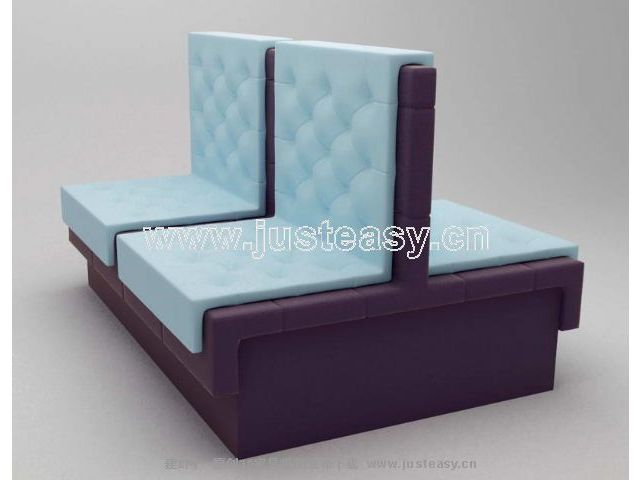 Chair 3D model of Southeast Asian furniture (including materials)