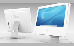 Apple all-in-one PC 3D models (including material)