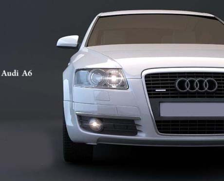 Audi A Car D Models D Model DownloadFree D Models Download - Audi car 3d image