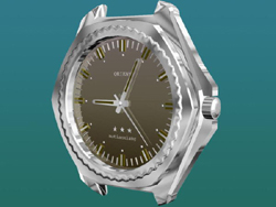 Chinese military watches 3D models