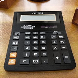 Calculator 3D models