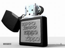 ZIPPO lighters 3D models