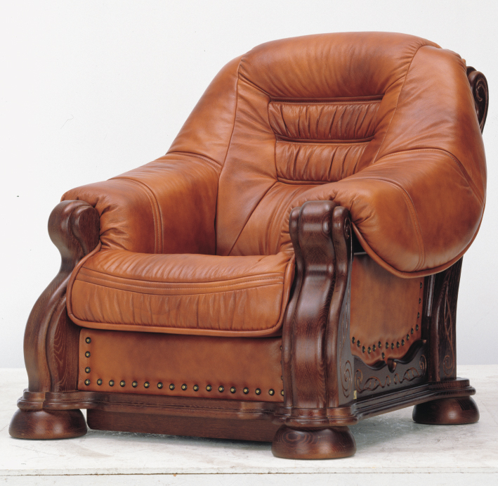 European wood bottom carved leather sofas d models