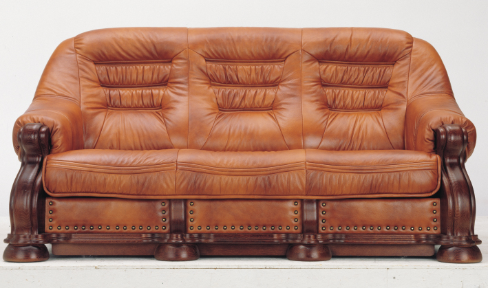 sofa, leather sofa, wood bottom sofa, 3D models, model download