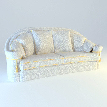 Europe type sofa cloth art soft people