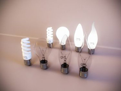 Various forms of energy-saving lamps