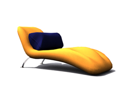 Sofa bed modern fashion personality