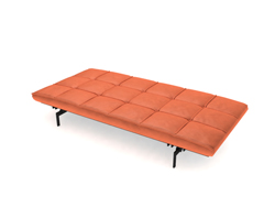 Modern fashion casual wooden bed