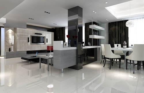 European style home model 3d model download free 3d models for Model living room design