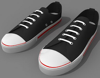 Board Shoes model of leisure