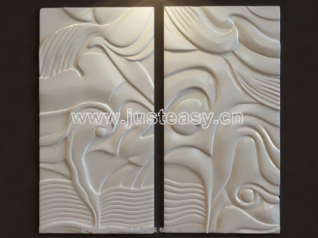 European abstract relief 2